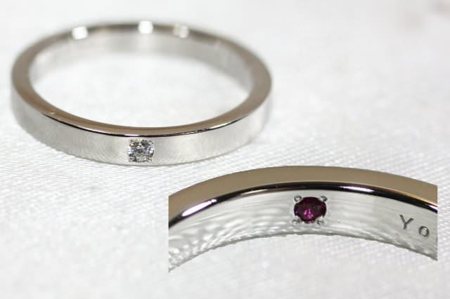 ring option (石留外・内)