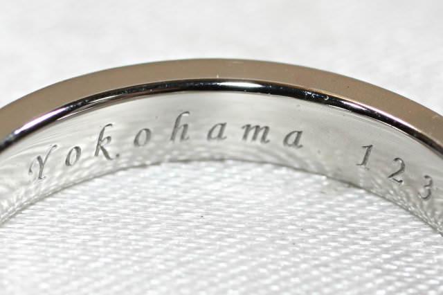 ring option (内側刻印)