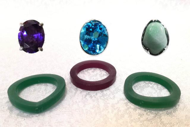 self make original ring (手作りオリジナルリングの流れ1)