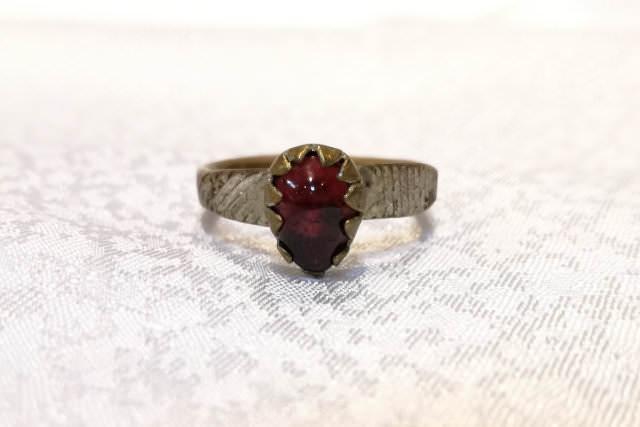 self make original ring (手作りオリジナルリング紹介1)