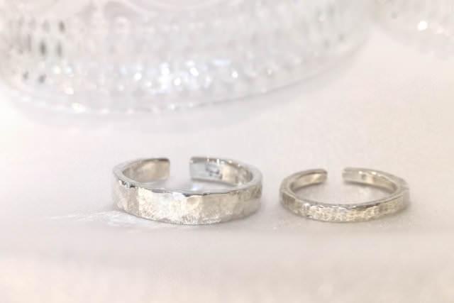 Make Casual Pair Ring (カジュアル ペアリング 作りの例)1