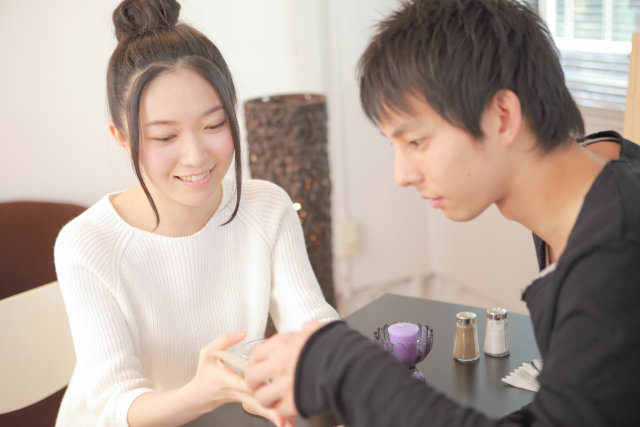 Make Casual Pair Ring (カジュアル ペアリング 作りの紹介)2