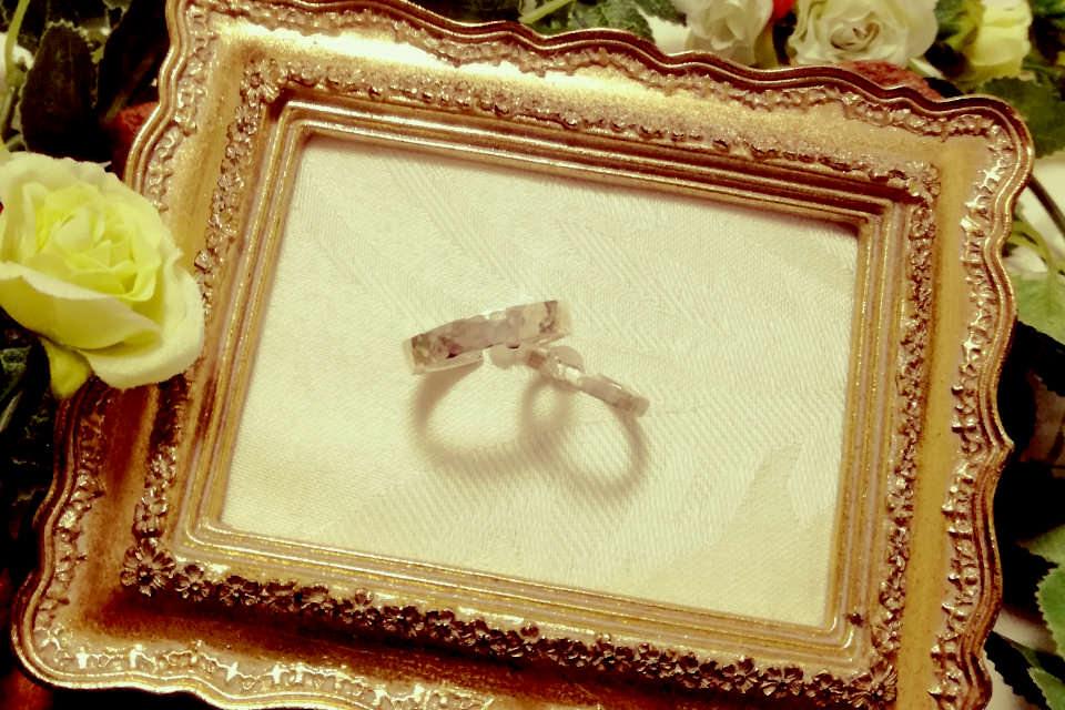 Make Casual Pair Ring (カジュアル ペアリング 作りの紹介)5