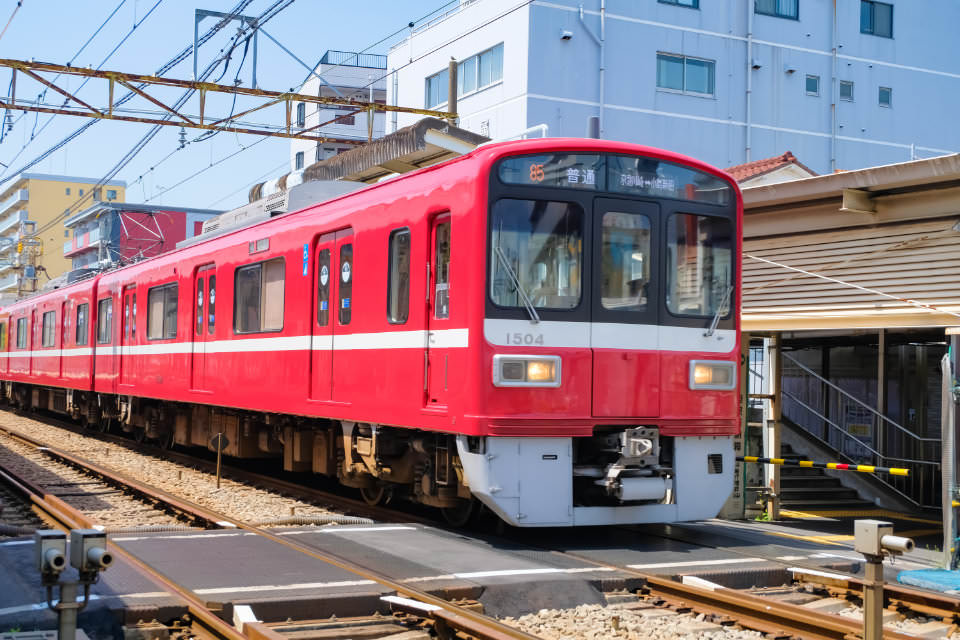 京急線から歩いて行けるデートスポット