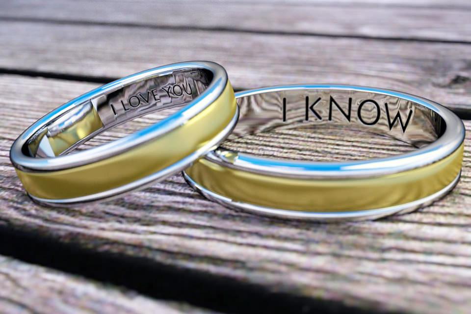 結婚指輪やペアリングの刻印は後から決めれる?消せる?やり直せる?